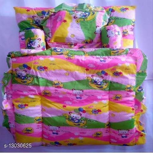 Graceful baby cotton bedding set