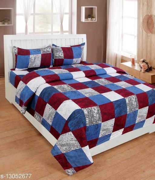 MICRRavishing Stylish Queen Size Bedsheets
