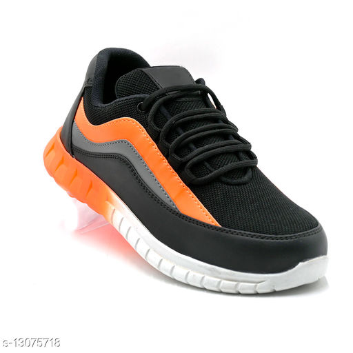 Relaxed Trendy Men Sports Shoes