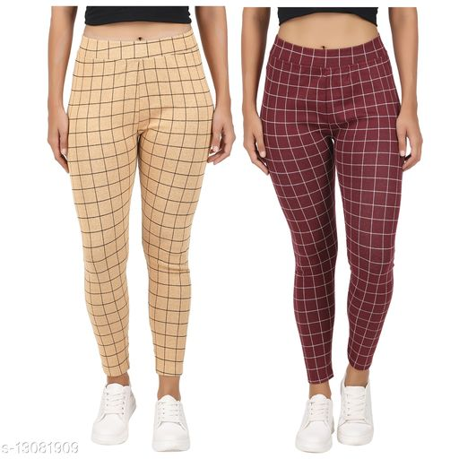 Trendy Ankle Length Tights