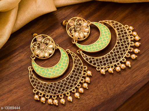 Elite Fusion Women's Alluring Alloy Earrings
