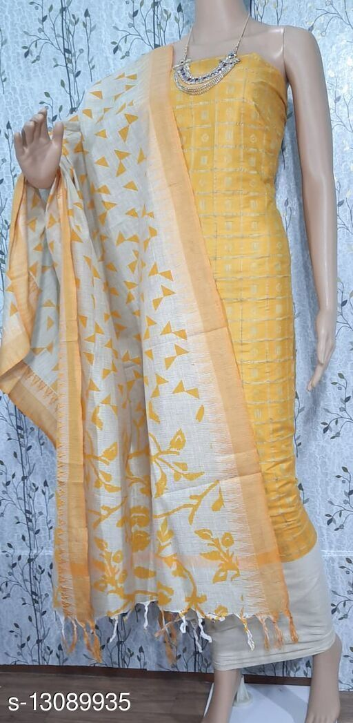 Trendy Women Suits & Dress Materials