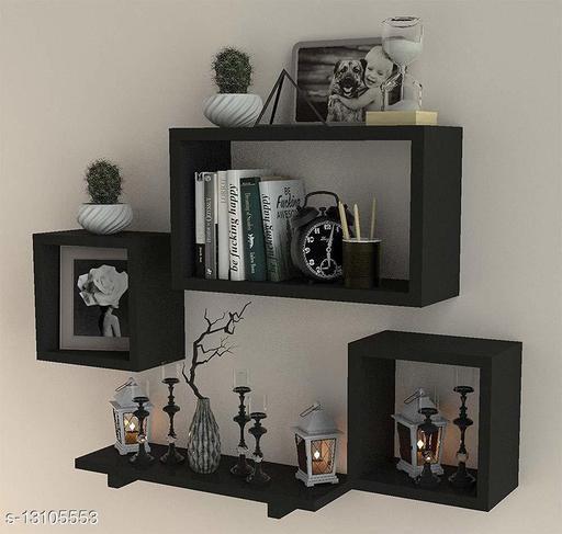 AK ENTERPRISES Wall Shelves for Living room and Home décor