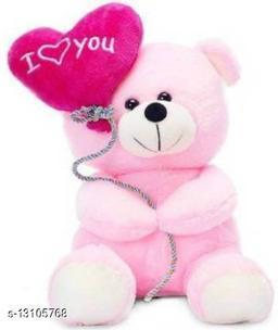 I love you Ballon heart teddy bear