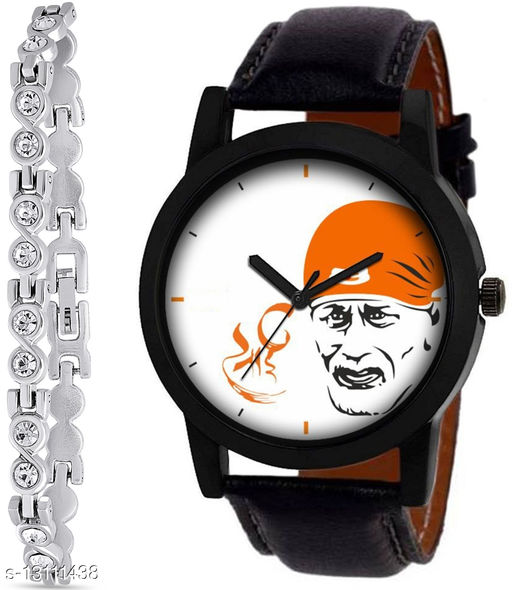 J2 & K171 Attractive Combo With One jewellery And Atterective watch For jewellery & Men