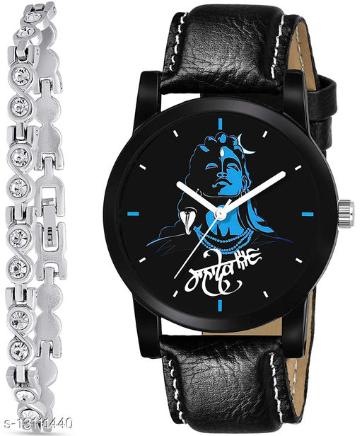 J2 & K152 Attractive Combo With One jewellery And Atterective watch For jewellery & Men