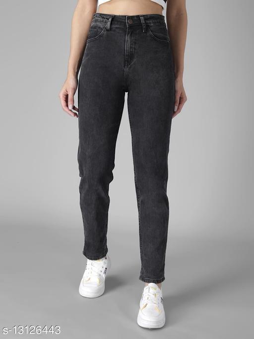 Kotty Women's High Rise Jeans
