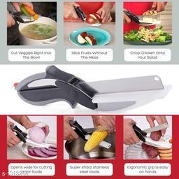 Cutter With Scissor