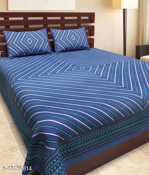 Attractive cotton Bedsheet