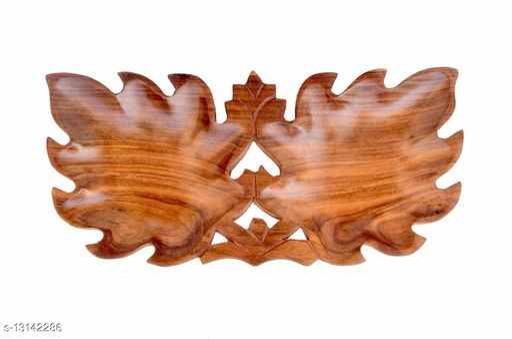 A S Handicrafts Wooden Trays