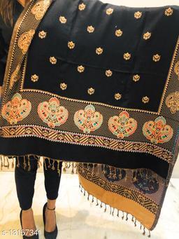 women Designer Woven Shawl