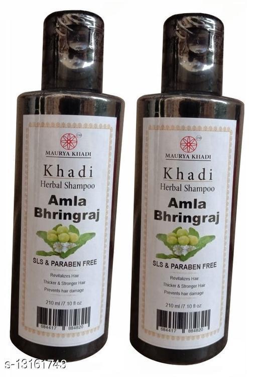 Amla and Bringraj Shampoo - SLS & Paraben Free