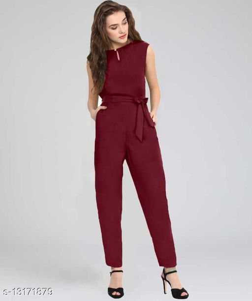 Stylish Graceful Dungaree Jumpsuits
