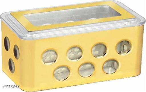 Set of 1 Pieces New Stylish Design Butler Butter Box/Pot, Multicolour