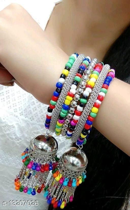 Fashionable Multi Color Bangle for beautiful Girls & women