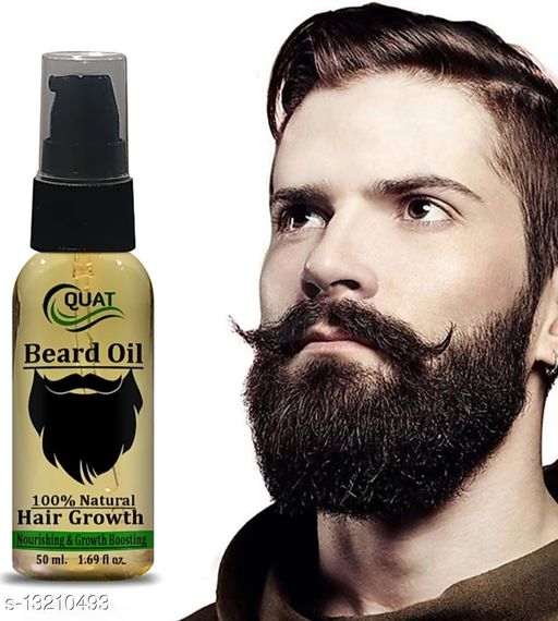 QUAT BEARD GROWTH OIL