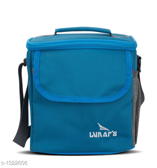 Lunch Boxes Assorted Home Accessorie  *Material* Polyester  *Capacity * 6 L  *Description* It Has 1 Piece Of Waterproof Lunch Bag  *Sizes Available* Free Size *   Catalog Rating: ★3.8 (23)  Catalog Name: Exquisite Assorted Home Accessories Vol 8 CatalogID_169475 C130-SC1260 Code: 243-1322606-