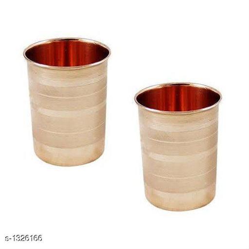 Essential Copper Glass