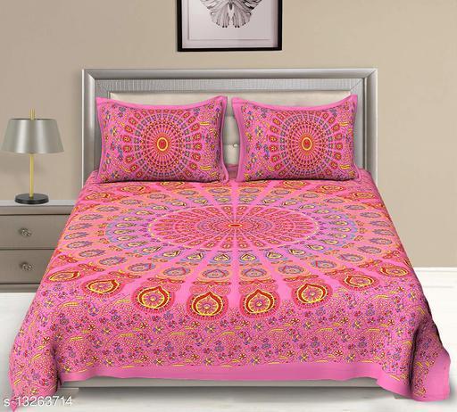 Trendy Cotton Bedsheets