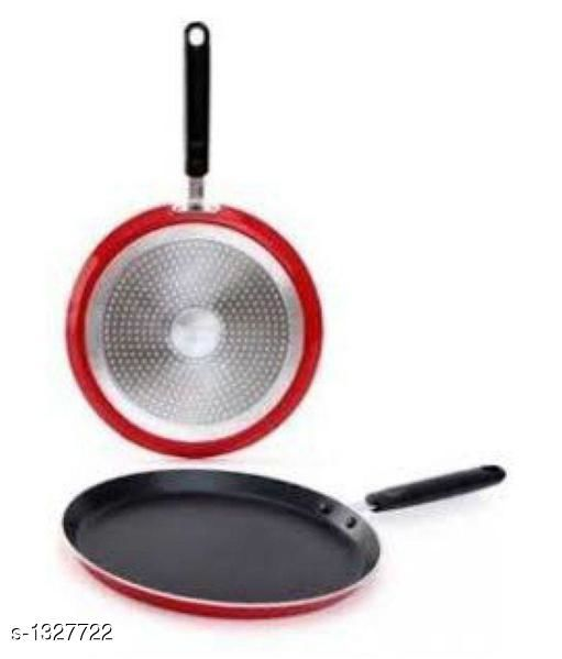 Dinnerware & Serving Pieces Assorted Home Accessories  *Material* Aluminum  *Description* It Has 1 Piece Of  Non Stick Aluminium Induction Base Tawa  *Sizes Available* Free Size *   Catalog Rating: ★3.3 (9)  Catalog Name: Exquisite Assorted Home Accessories Vol 9 CatalogID_170254 C136-SC1602 Code: 634-1327722-