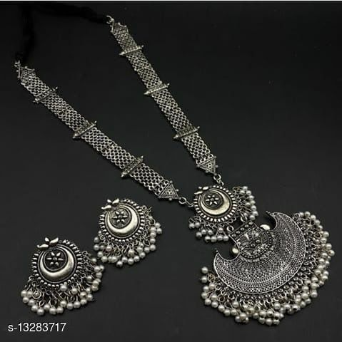 Stylish Silver jewellery for girls, womens for all occasion and gif purposes