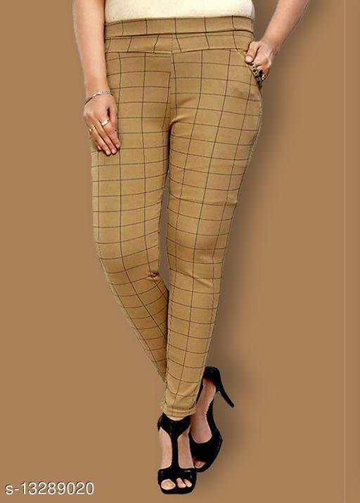 Elegant Trendy Women Jeggings