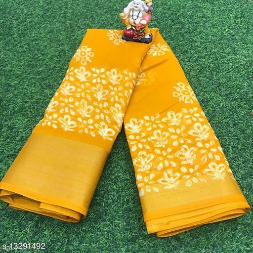 Aagyeyi Fashionable Sarees