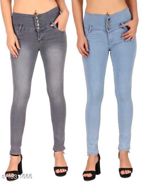 Comfy Women Jeans