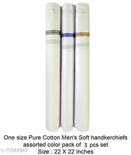 Men's Hankerchiefs