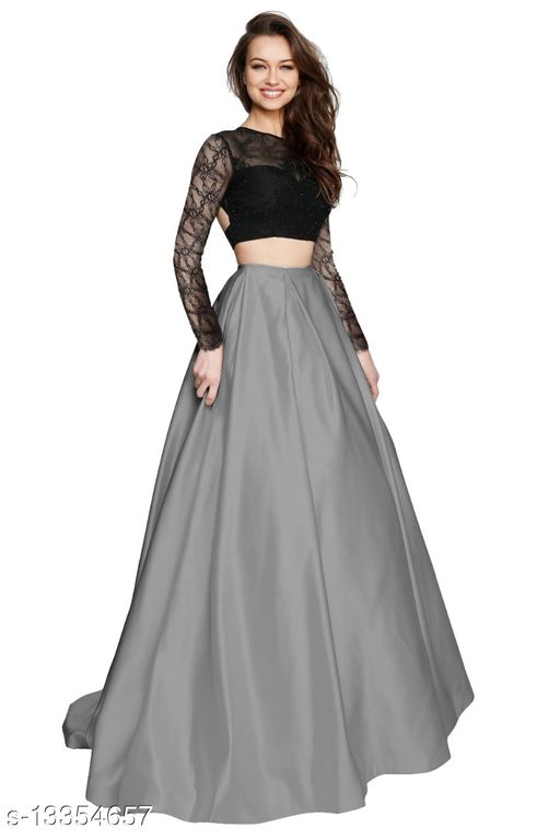 fancy sharara type gown
