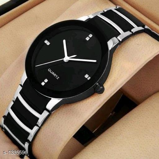 Men's Trendy Metal Watch