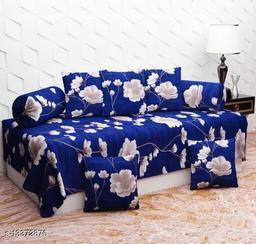 Trendy Glace cotton  Diwan Sets