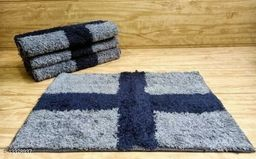 New Cotton Door Mat For Home And Office Set of 4 Piece