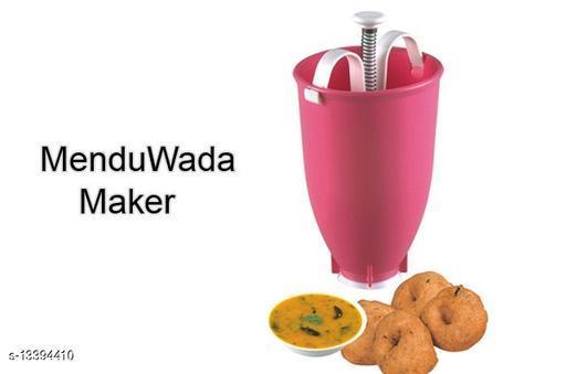 Plastic Medu Vada Maker with Stand, Mendu Vada Machine,Vada Maker