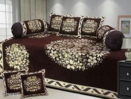 Graceful Fashionable Diwan Sets