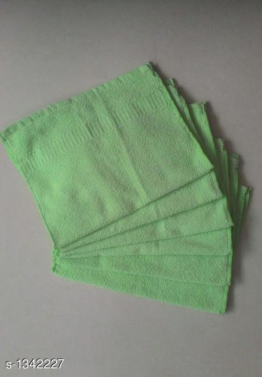 Classic Cotton Hand Towels Combo