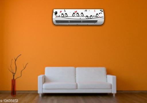 Psychedelic Collection Multi Color Decorative Air conditioner Sticker - AC Sticker_PCAC122