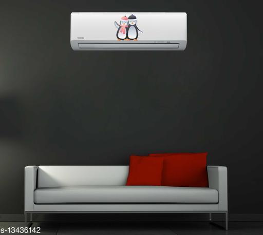 New Collection Multi Color Decorative Air conditioner Sticker