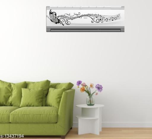 Psychedelic Collection Multi Color Decorative Air conditioner Sticker - AC Sticker_PCAC165
