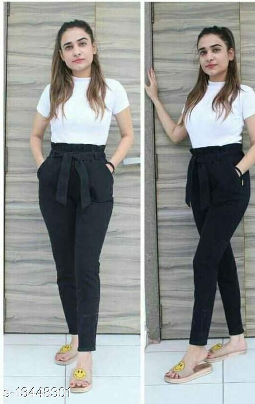 Trendy Stylish Women's Jeans