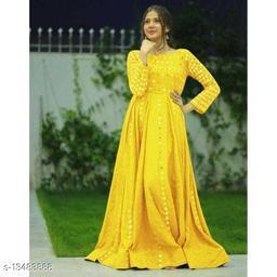 Vedika Fashionable Women Gowns