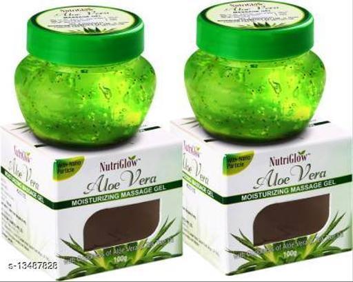 NutriGlow Set of 2 Aloe Vera Gel_100gm each