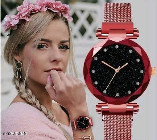 trendy new ladies watch