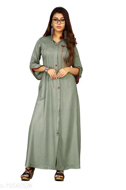 Versatile Women Gowns