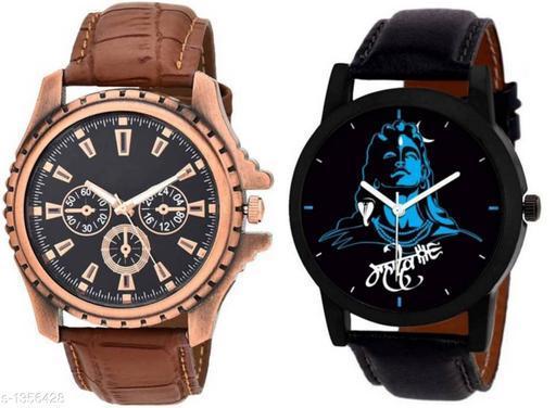 Stylish Kid's Watches Combo