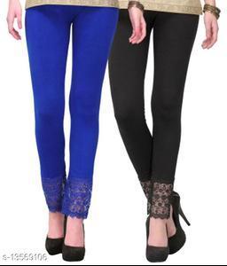 Trendy Viscose Lycra Leggings