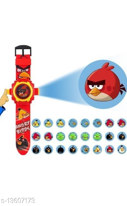 Angry Birds Projector Watch for Kids,Perfect for Gifts, Birthday Gifts