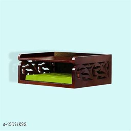 The Creative Enterprises  Wooden Set top Box