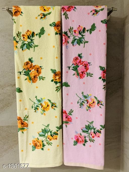 Bath & Beach Towels