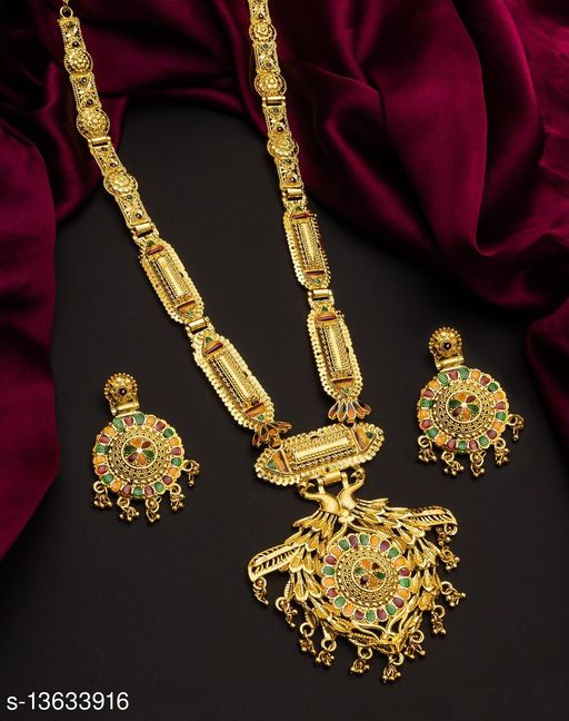 Fancy Necklace For Woman
